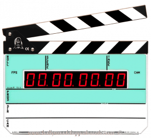 Denecke TS-3 EL Clapperboard   Starting @ $1,431.25