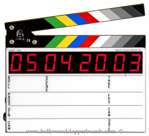 Denecke TS-C Clapperboard   Starting @ $1,181.25