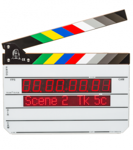 Denecke TCB Clapperboard  Starting @ 1,650.00
